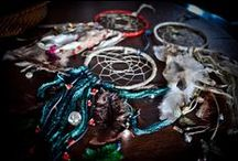 Magic & Meaning of Dreamcatchers / The legend, magic and meaning of Dreamcatchers.