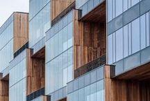 hy·brid / high rise building ideas