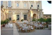 Wedding in Italy / Un percorso affascinante che scopre l'universo del wedding attraverso un laboratorio di fioristi, un'agenzia di servizi e un'organizzazione di eventi.