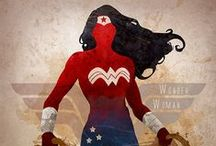 Wonder Woman / Wonder Woman is a superhero appearing in American comic books published by DC Comics.