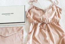 Bride Boudoir / Slip into something... for your wedding night ;)