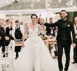 """Anna e Eugenio / """"Un matrimonio riuscito richiede che ci si innamori molte volte, sempre della stessa persona."""" Mignon McLaughlin,"""