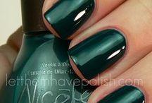 Nails / by Brissa A. Sandoval