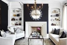 {Interiors} Lounge / by Sarah Harrison-Watters