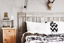 {Interiors} Bedroom / by Sarah Harrison Watters