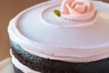 Cakes from  scratch / by Imane Daher