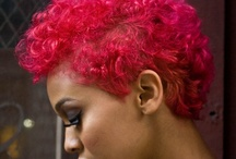 Hair Flair  / Round up of the hottest hair colors and styles!