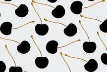patterns. / patterns we like