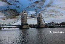 London / All photos found on www.bayessence.com