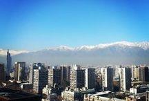 Santiago de Chile / All photos found on www.bayessence.com