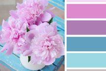 Colors palette / Colors, decor and... Colors!