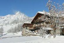 Case di montagna * Mountain houses