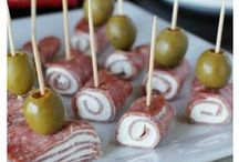 Appetizers & finger food / party snacks  appetizer finger food