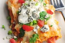 Main Meal Recipes / Entrees or lunch recipes. / by Tina Armstrong