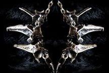 MMX Jewelry Collection / Victorian Death Kult Jewelry Collection by Bird Ov Prey MMX