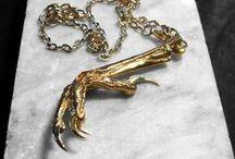 MMXII Jewelry Collection / MMXII Jewelry Collection by Bird Ov Prey