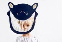 Disfraces / DIY Costumes for kids / Disfraces para todo el año hechos a mano. DIY / by Rejuega