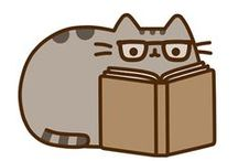 Books, cats and tea