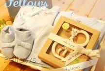 出産祝いギフト&ラッピング gift wrapping idea with Sophie la girafe