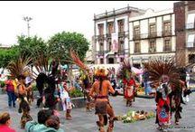 El Zócalo in Mexico City