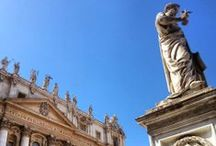 Vatican City and Rome, Italy