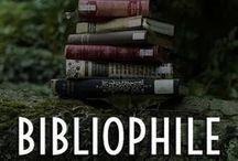 Bibliophile / I love books...
