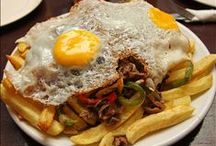 Chilean Food / Comida Chilena / Tasty pics of some of Chile's best dishes, snacks, and fast food that you must try!