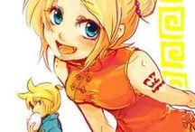 Len & Rin Kagamine