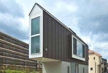 Unconventional houses / Unconventional houses & livi g