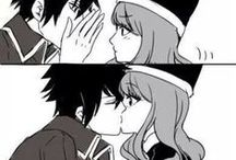 Fairy Tail ~ Gruvia~ <3