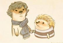 Pairing *^* (Mosty Johnlock and Destiel)