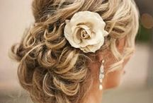 Up-Do Styling / Whether it is prom, homecoming or your special wedding day. We have the style for you.