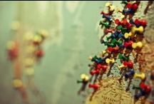 Wanderlust / Travelling, avanturism, amazing places, people, beautiful world. / by Sandra Cekov