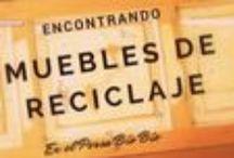 Muebles de Reciclaje en Santiago