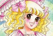 No es Candy! Igarashi's art / Personajes que se parecen a Candy pero no lo son, todos creados por Yumiko Igarashi