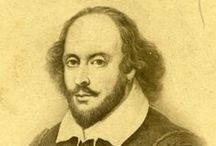 """William Shakespeare (1564 - 1616) / William Shakespeare Born on the 23rd April and baptised on the 26th April 1564  –  Died 23rd April 1616 aged 52 years He was an English poet, playwright, and actor. He is regarded as the greatest writer in the English language He is often called the """"Bard of Avon"""".His works include 38 plays,154 sonnets and two long narrative poems. His plays have been translated into every major living language (including Klingon!) and are performed more often than those of any other playwright. / by Gayle Mrabet"""