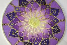 Mandalas, Ying-Yang, OM, Simbolos