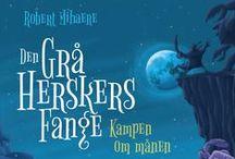 Nonnisense - Den Grå Herskers Fange / Børnebøger - Den Grå Herskers Fange.