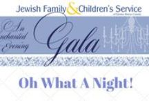2016 Enchanted Evening Gala / The Jewish Family & Children's Service 2016 Enchanted Evening Gala took place on March 5, 2016 at the Westin Princeton Forrestal Village. It was a great night for the Agency and for the guests! We raised needed funds and ate wonderful food and danced the night away!