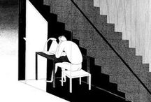 _ilustración / by Lautaro Araneo