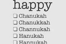 Jewish Holidays: Chanukah / Traditions, recipes, crafts and more to celebrate Chanukah