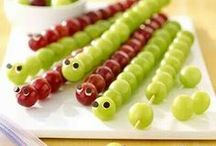 Food Art for Kids / Food art to appeal to the little eaters