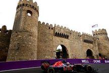 2016 EUROPEAN GRAND PRIX / Formula 1 European Grand Prix, Baku 2016. Scuderia Toro Rosso