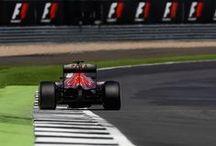 2016 BRITISH GRAND PRIX / Daniil Kvyat, Carlos Sainz, track action, garage, team, pitlane... enjoy the best shots from our Formula 1 2016 British Grand Prix. Full Gallery on http://win.gs/29JqqBy. Wallpaper download section on http://win.gs/str_download. #F1 #tororosso #kvyat #sainz #redbull #BritishGP
