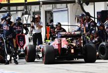 2016 HUNGARIAN GRAND PRIX / Daniil Kvyat, Carlos Sainz, track action, garage, team, pitlane... enjoy the best shots from our Formula 1 2016 Hungarian Grand Prix. Full Gallery on http://win.gs/2a4n3F2. Wallpaper download section on http://win.gs/str_download. #F1 #tororosso #kvyat #sainz #redbull #HungarianGP