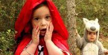 Halloween DIY costumes for siblings & newborns