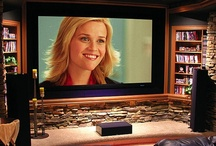 Basement/Movie Room / by Tammy James