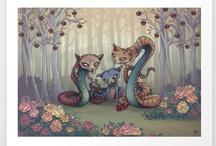 Katherine Lopez  / Art