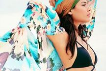 STYLE. UNDER. OVER. / bikinis. bathing suits. lingerie. / by Melissa