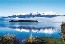 Beautiful Lake Taupo New Zealand / Stunning Lake Taupo & surrounds, North Island, New Zealand.  As you can see from the photos there is more to Taupo than just awesome trout and fantastic scenery!